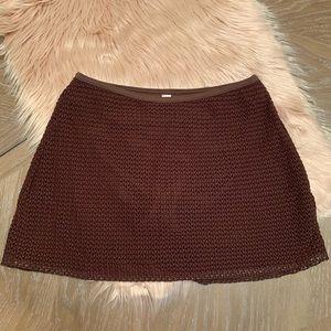 Victoria's Secret Bikini Bottom Attached Skirt